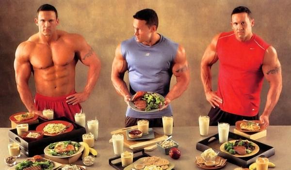 Для мышечной массы в домашних условиях 640